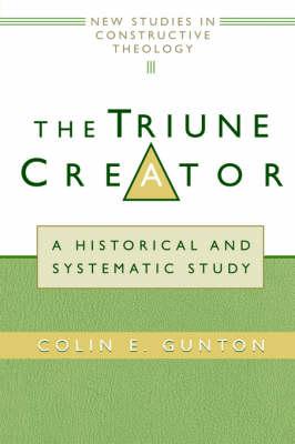 Triune Creator (Paperback)