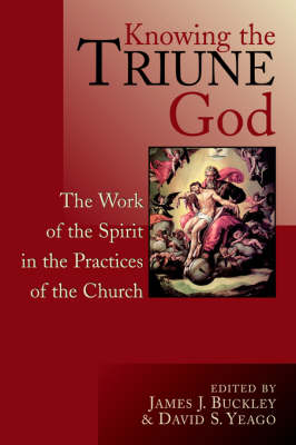 Knowing the Triune God: The Work of the Spirit in the Practices of the Church / Edited by James J. Buckley and David S. Yeago. (Paperback)