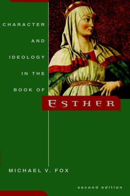 Character Ideology Book of Esther (Paperback)