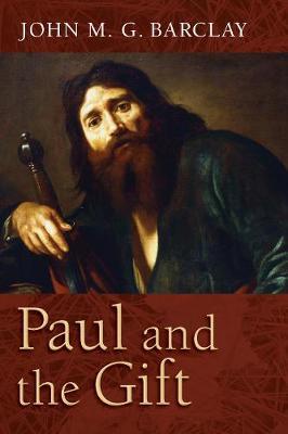 Paul and the Gift (Hardback)