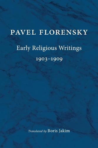 Early Religious Writings, 1903-1909 (Paperback)