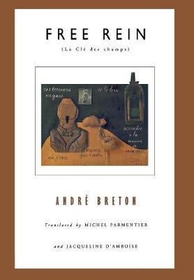 Free Rein - French Modernist Library (Hardback)