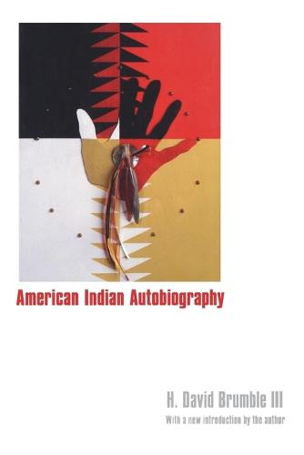 American Indian Autobiography (Paperback)