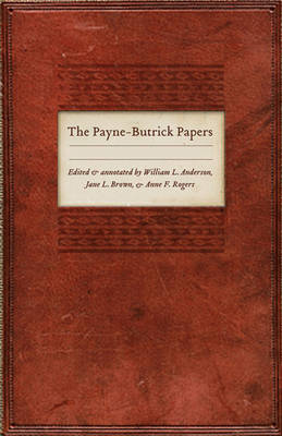 The Payne-Butrick Papers, Volumes 4, 5, 6 - Indians of the Southeast (Hardback)