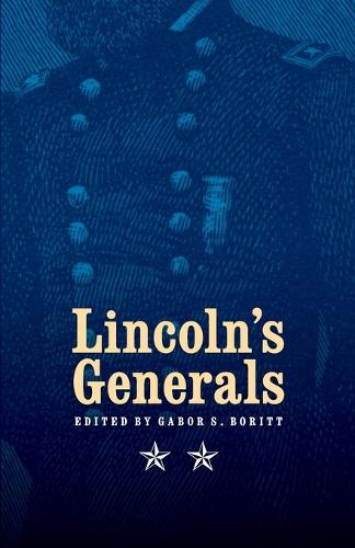 Lincoln's Generals (Paperback)