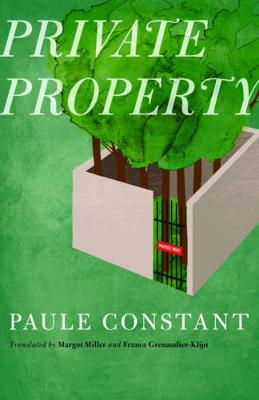 Private Property - European Women Writers (Paperback)