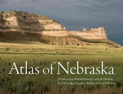 Atlas of Nebraska (Hardback)