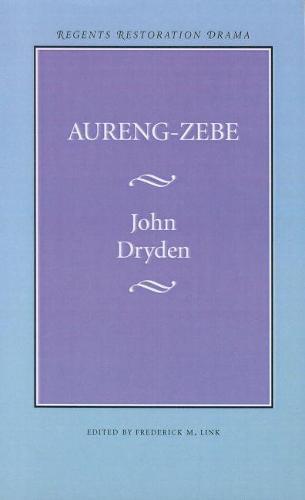 Aureng-Zebe (Paperback)