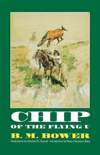 Chip of the Flying U (Paperback)