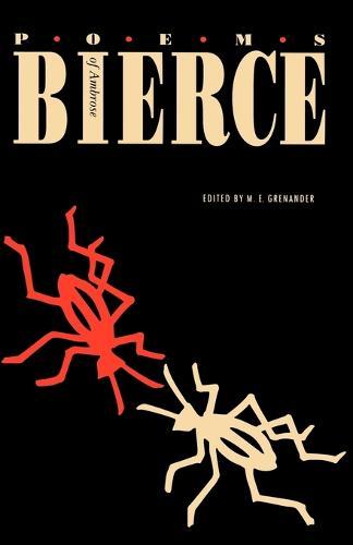 Poems of Ambrose Bierce (Paperback)