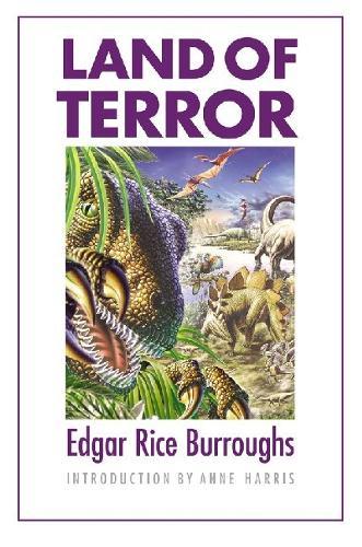 Land of Terror - Bison Frontiers of Imagination (Paperback)
