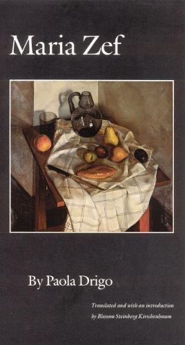Maria Zef (Paperback)