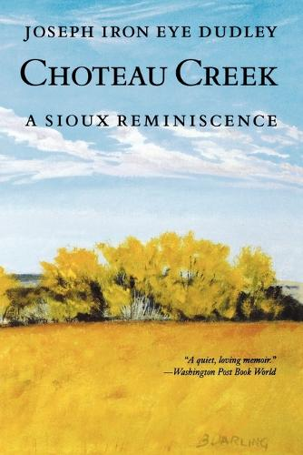 Choteau Creek: A Sioux Reminiscence (Paperback)