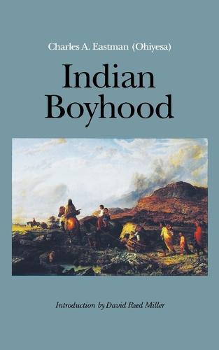 Indian Boyhood (Paperback)