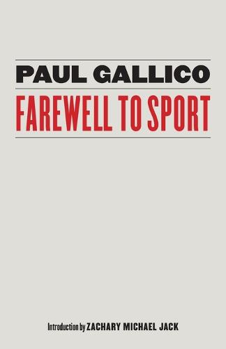 Farewell to Sport (Paperback)