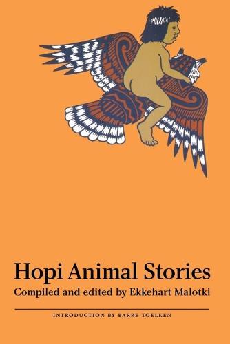 Hopi Animal Stories (Paperback)