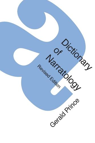 A Dictionary of Narratology (Paperback)
