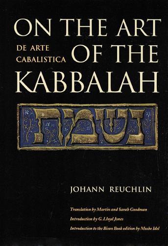 On the Art of the Kabbalah: (De Arte Cabalistica) (Paperback)