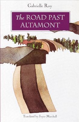 The Road Past Altamont (Paperback)