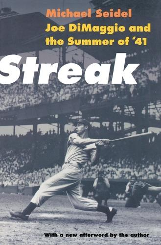 Streak: Joe DiMaggio and the Summer of '41 (Paperback)