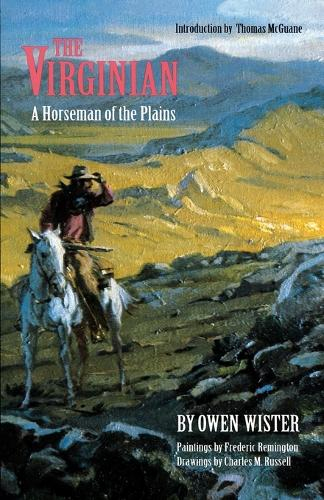 The Virginian: A Horseman of the Plains (Paperback)