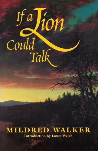 If a Lion Could Talk (Paperback)