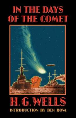 In the Days of the Comet - Bison Frontiers of Imagination (Paperback)