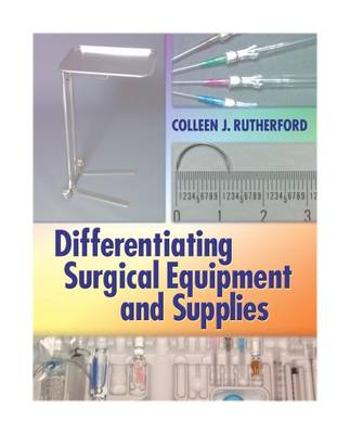 Differentiating Surgical Equipment and Supplies (Spiral bound)