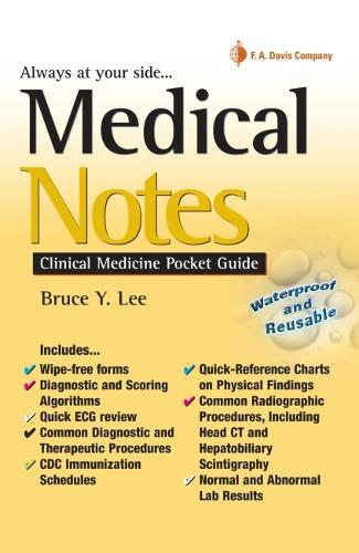 Medical Notes: Clinical Medicine Pocket Guide (Paperback)