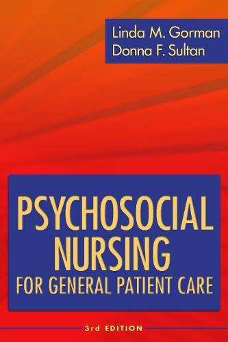 Psychosocial Nursing General Patient Care (Paperback)