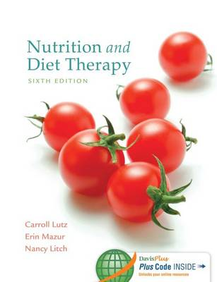 Nutrition and Diet Therapy 6e (Paperback)