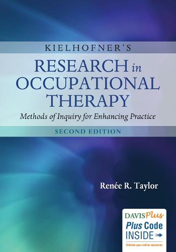 Kielhofner'S Research in Occupational Therapy, 2e (Paperback)