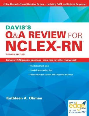 Davis'S Q&A Review for NCLEX-Rn (R), 2e (Paperback)