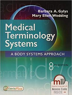 Medical Terminology Systems: A Body Systems Approach, Online Access Card