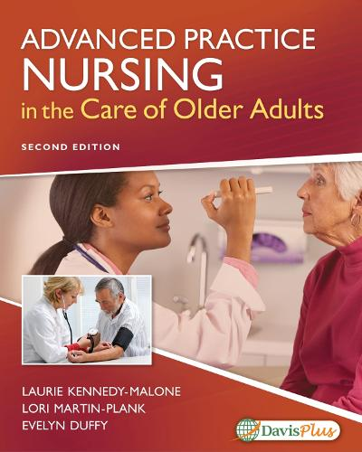 Advanced Practice Nursing in the Care of Older Adults (Paperback)