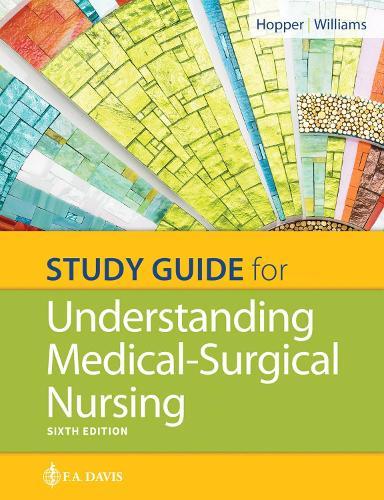 Study Guide for Understanding Medical Surgical Nursing (Paperback)