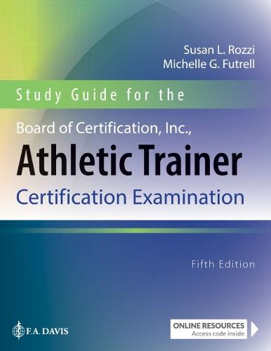 Study Guide for the Board of Certification, Inc., Athletic Trainer Certification Examination (Paperback)