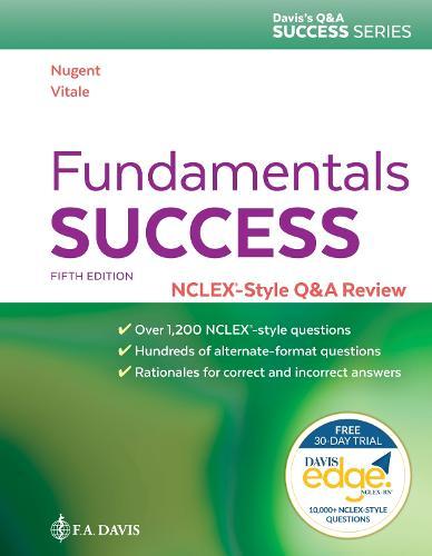 Fundamentals Success: NCLEX (R)-Style Q&A Review (Paperback)