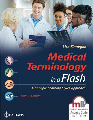 Medical Terminology in a Flash!: A Multiple Learning Styles Approach (Paperback)