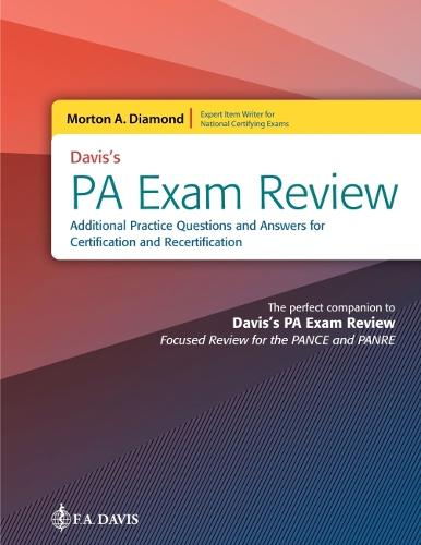 Diamond PA Exam Review Questions: Focused Review for the PANCE and PANRE (Paperback)