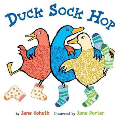 Duck Sock Hop (Hardback)