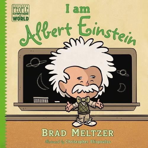 I am Albert Einstein (Hardback)