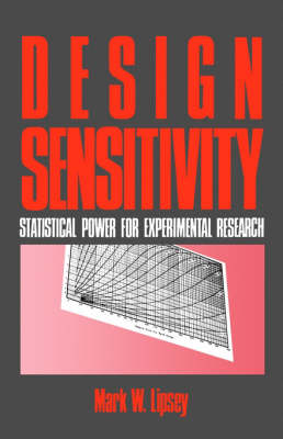 Design Sensitivity: Statistical Power for Experimental Research (Paperback)