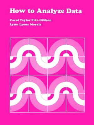 How to Analyze Data - CSE Program Evaluation Kit (Paperback)