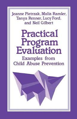 Practical Program Evaluation: Examples from Child Abuse Prevention - SAGE Sourcebooks for the Human Services (Paperback)