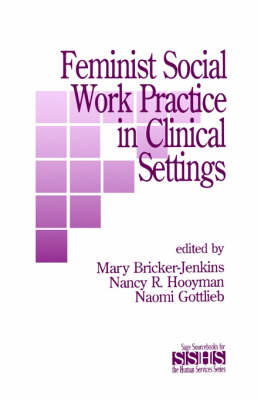 Feminist Social Work Practice in Clinical Settings - SAGE Sourcebooks for the Human Services (Paperback)