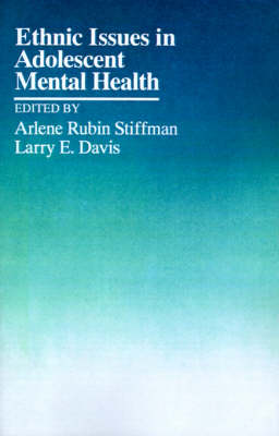 Ethnic Issues in Adolescent Mental Health (Paperback)