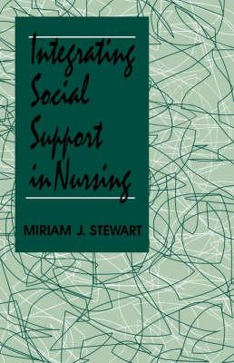 Integrating Social Support in Nursing (Paperback)