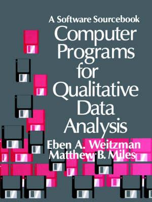 Computer Programs for Qualitative Data Analysis: A Software Sourcebook (Paperback)