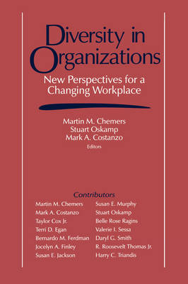 Diversity in Organizations: New Perspectives for a Changing Workplace - Claremont Symposium on Applied Social Psychology (Paperback)